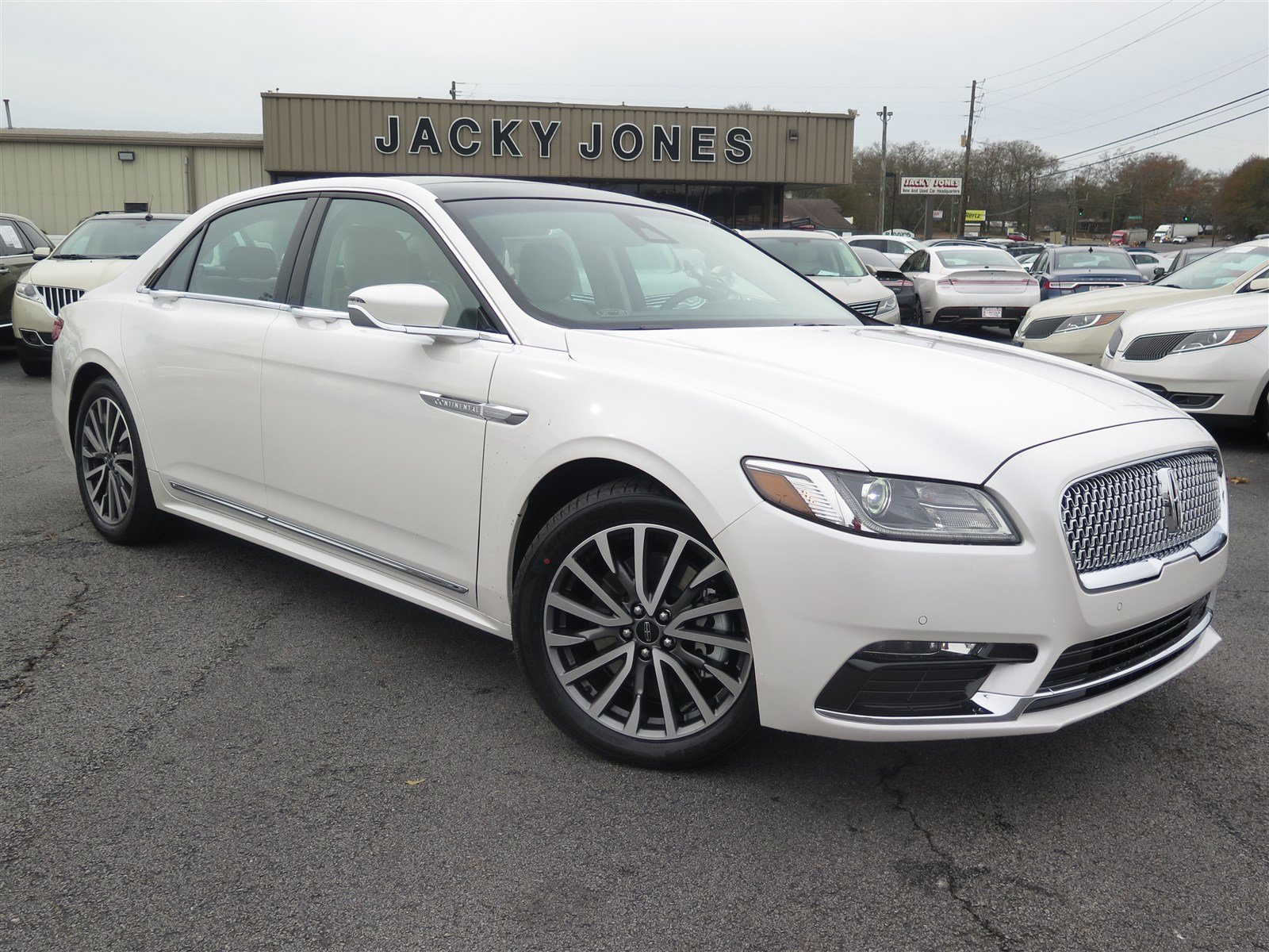 2019 Lincoln Continental For Sale in Gainesville GA ...