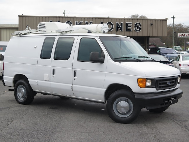 c7137f9b9a Used 2006 Ford Econoline Cargo Van For Sale at Jacky Jones ...