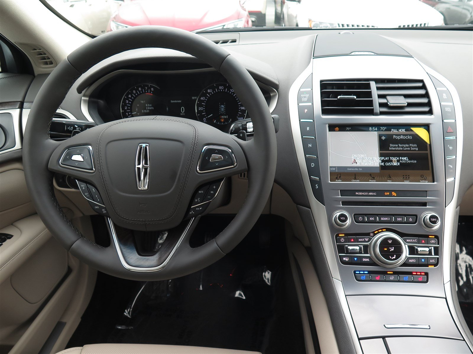 New 2018 Lincoln MKZ For Sale at Jacky Jones Lincoln | VIN