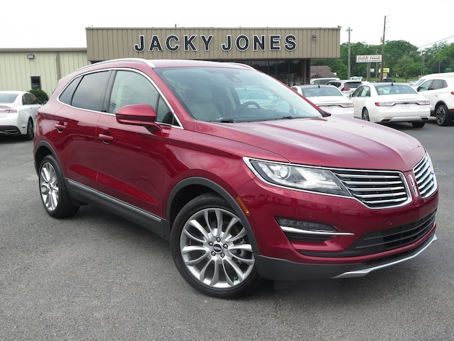 2017 Lincoln MKC Reserve Reserve FWD