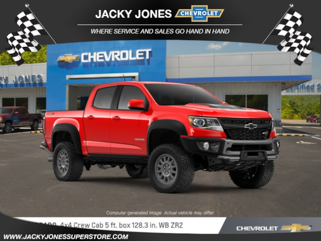 New 2019 Chevrolet Colorado 4WD ZR2 for Sale in Franklin GA