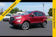 Used 2018 Ford EcoSport SE - ACTIVE DEMO SE 4WD