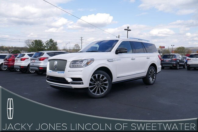 New 2019 Lincoln Navigator For Sale At Jacky Jones Lincoln Of