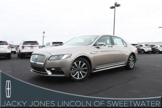 2018 Lincoln Continental Premiere FWD