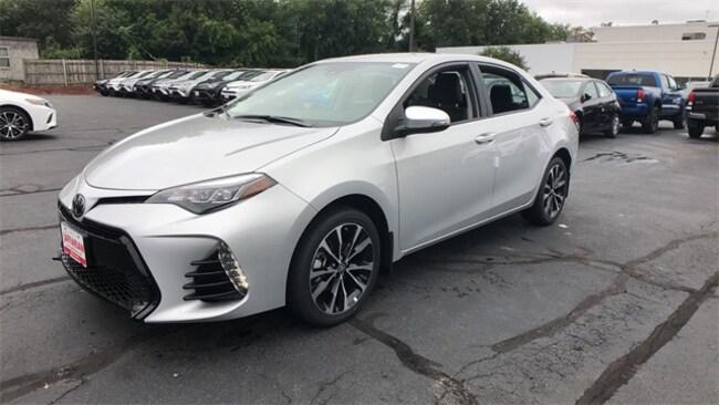 New 2019 Toyota Corolla SE Sedan Haverhill, Massachusetts