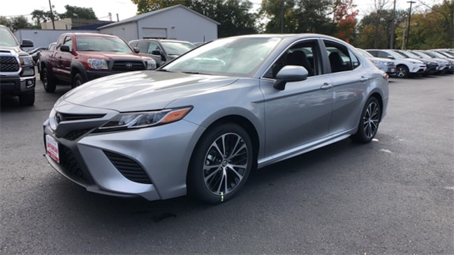 New 2019 Toyota Camry SE Sedan Haverhill, Massachusetts