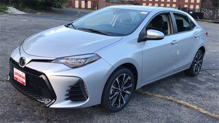 New 2019 Toyota Corolla SE Sedan Lawrence, Massachusetts