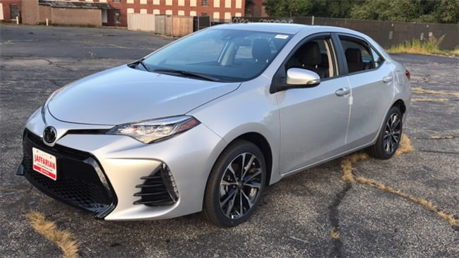New 2019 Toyota Corolla SE Sedan Haverhill, Massachusetts