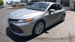 New 2018 Toyota Camry XLE Sedan Lawrence, Massachusetts