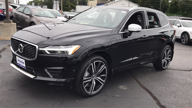 New 2019 Volvo XC60 Hybrid T8 R-Design SUV Haverhill, Massachusetts