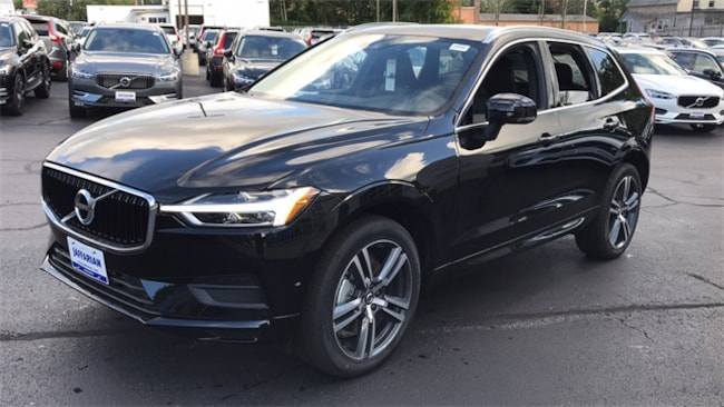 New 2019 Volvo XC60 T6 Momentum SUV Haverhill, Massachusetts