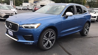 New 2019 Volvo XC60 T5 R-Design SUV Haverhill, Massachusetts