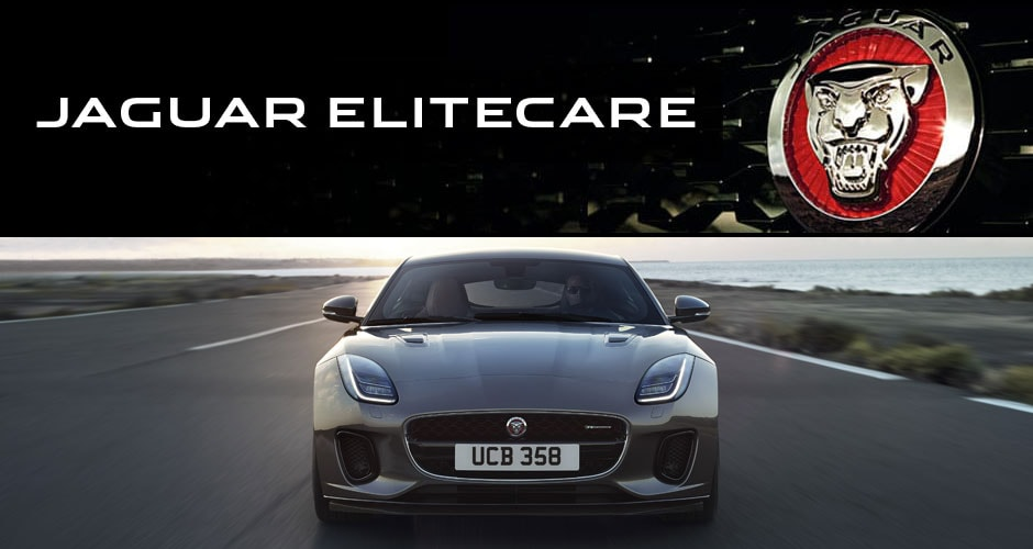 With Jaguar EliteCare ...
