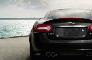 Jaguar XKR Coupe Ultimate Black