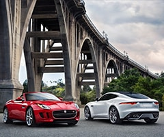 Transferable warranty on certified pre-owned cars from Crown Jaguar.