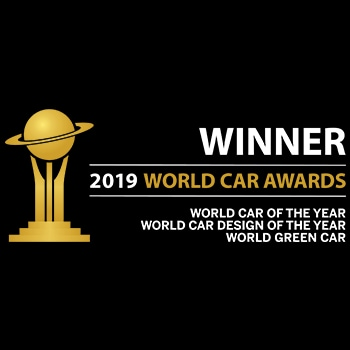 Jaguar I-Pace World Car Winner