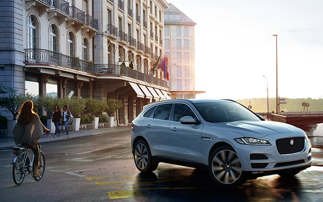 Delightful The F PACE Is Visually Inspired By The Lines, Curves And Proportions Of The  Jaguar Design Philosophy. From The Hood Bulge To The Pronounced Rear  Haunches, ...