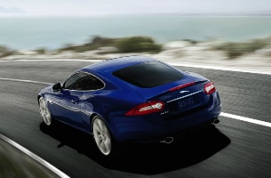 XKR Exterior Kyanite Blue