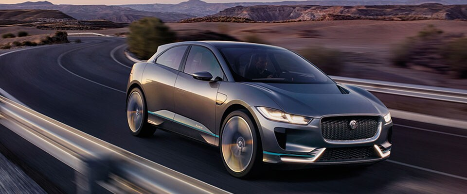 High Quality The I PACE Concept Is Designed To Bring Thrilling Jaguar Performance To  Electric Vehicles. The I PACE Concept Previews A Future Production Jaguar  Model That ...