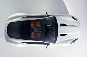 F-TYPE Coupe Panoramic Roof