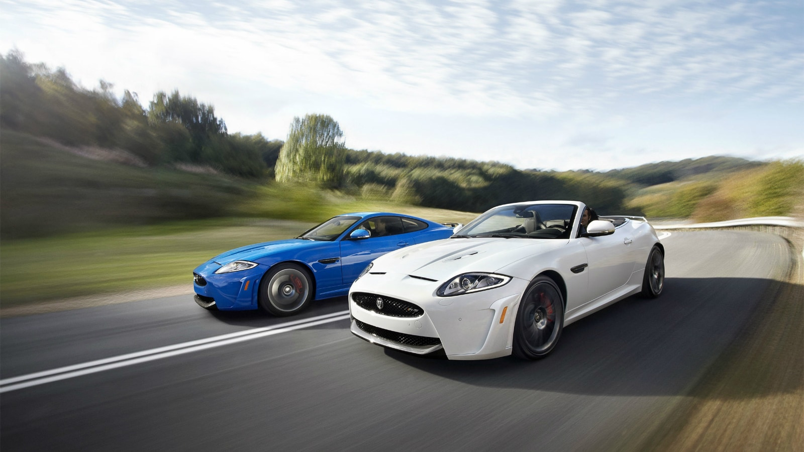 Jaguar XK Coupe and Convertible | Kempthorn Motors Jaguar