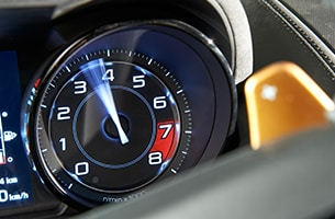 Jaguar F-TYPE Gauges
