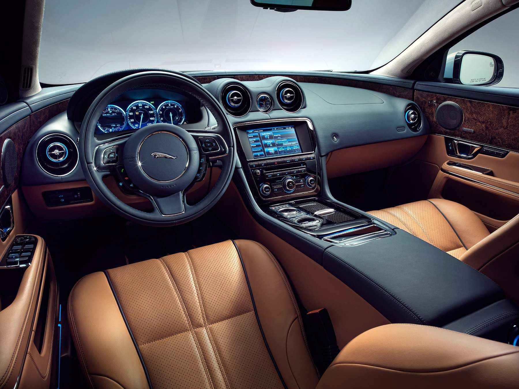 High Quality ... Jaguar XJ Interior ...