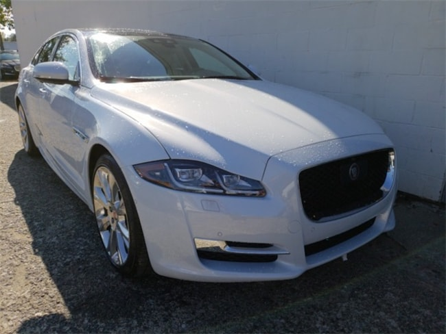 New 2019 Jaguar Xj For Sale At Capital Luxury Cars Vin