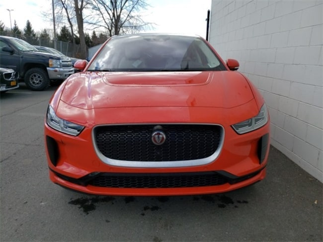 2019 Jaguar I-PACE First Edition SUV