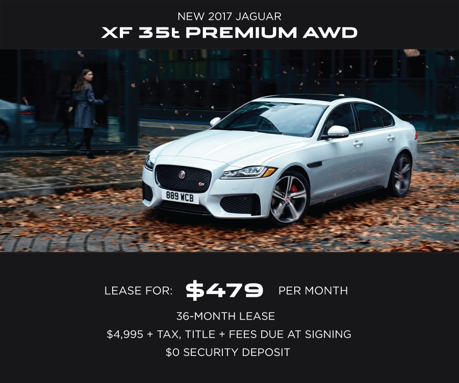 Jaguar XF Special Offer