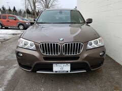 2012 BMW X3 SAV