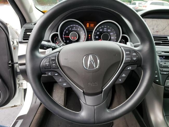 Used 2013 Acura TL For Sale at Jaguar Asheville | VIN