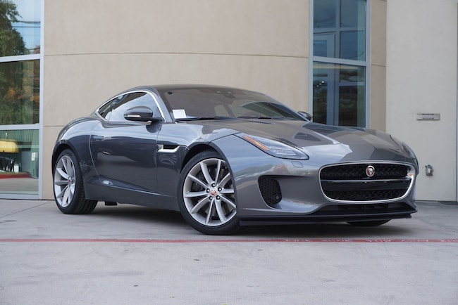 2019 Jaguar F-TYPE P380 Coupe