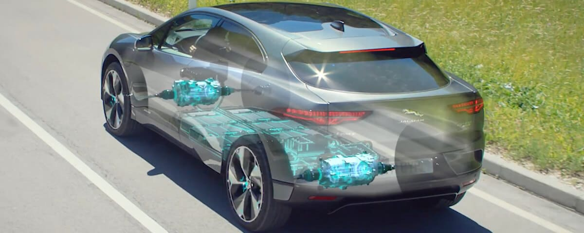Jaguar Regenerative Braking