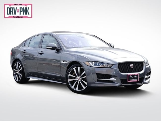 2018 Jaguar XE 35t R-Sport Sedan