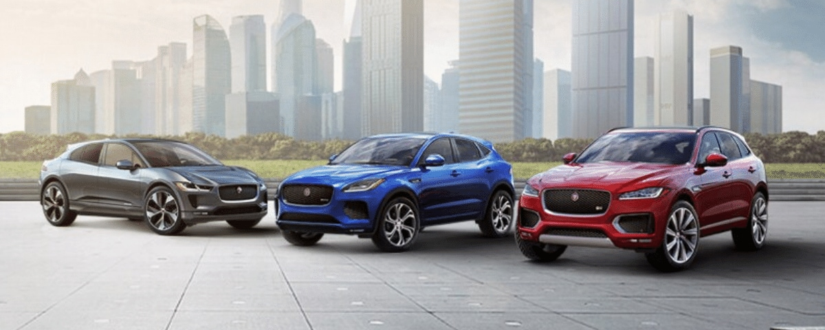 Jaguar Fort Lauderdale model lineup
