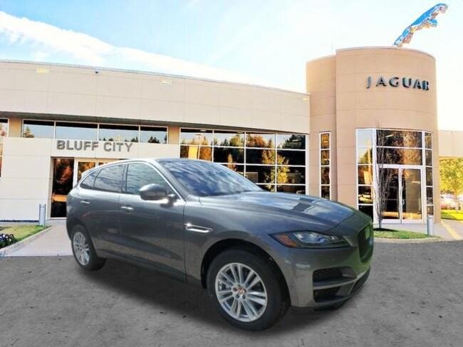 2019 Jaguar F-PACE 20d Prestige SUV