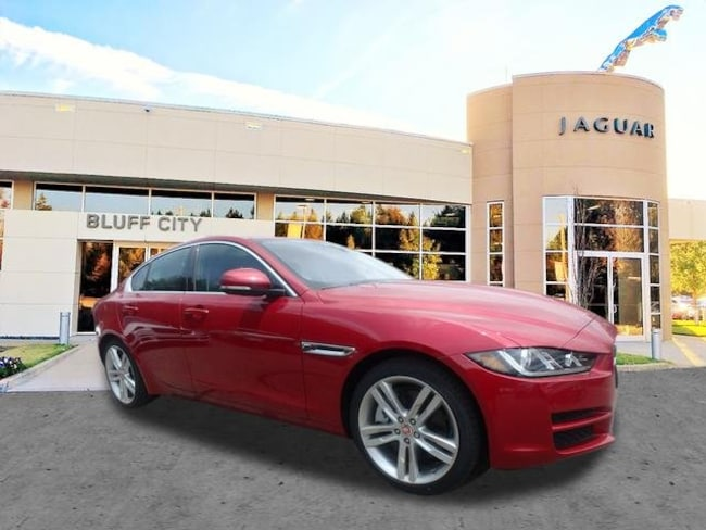 2018 Jaguar XE 35t Prestige Sedan