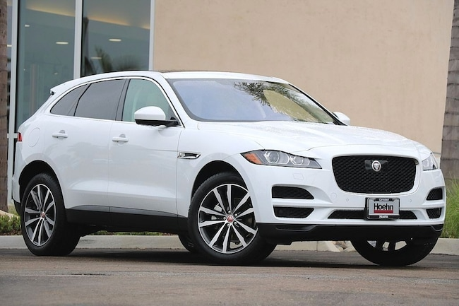 2019 Jaguar F-PACE 25t Prestige SUV All-Wheel Drive with