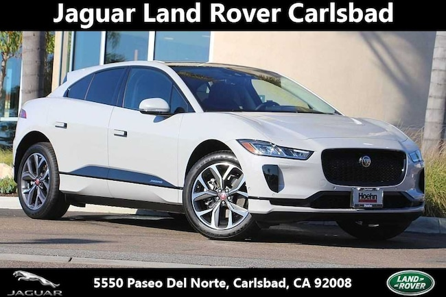 2019 Jaguar I-PACE S SUV All-Wheel Drive with