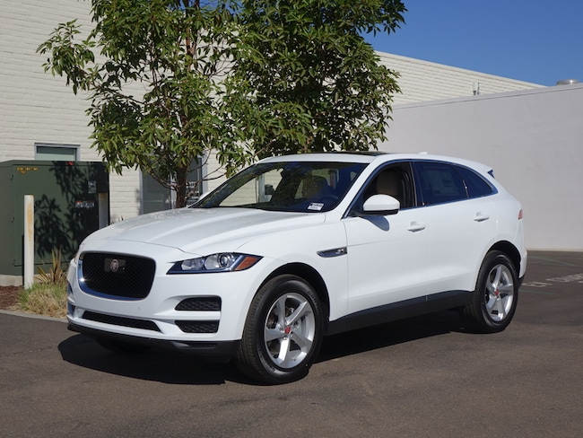 2019 Jaguar F-PACE 25t Premium SUV All-Wheel Drive with