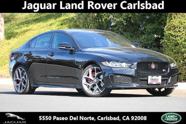 2019 Jaguar XE S Sedan All-Wheel Drive with