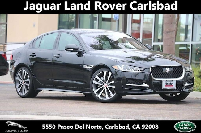 2019 Jaguar XE 20d R-Sport Sedan All-Wheel Drive with