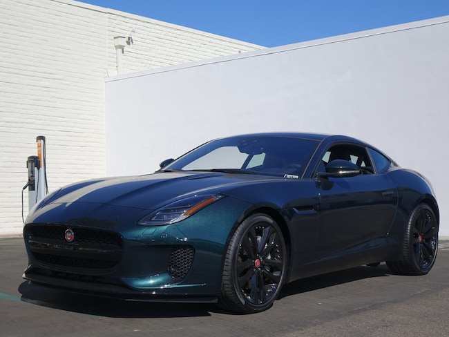 2019 Jaguar F-TYPE Coupe Rear-Wheel Drive
