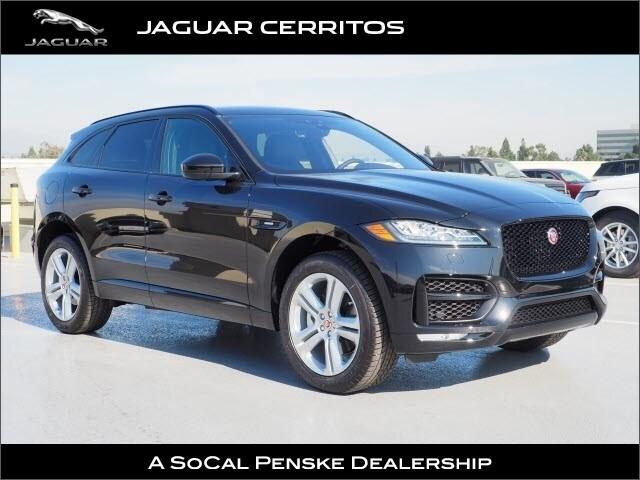 New 2019 Jaguar F-PACE R-Sport SUV in Cerritos, CA
