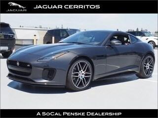New 2020 Jaguar F-TYPE Checkered Flag Coupe Coupe LCK63542 Cerritos, CA