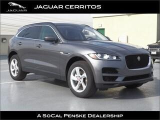 New 2019 Jaguar F-PACE Premium SUV KA369401D Cerritos, CA