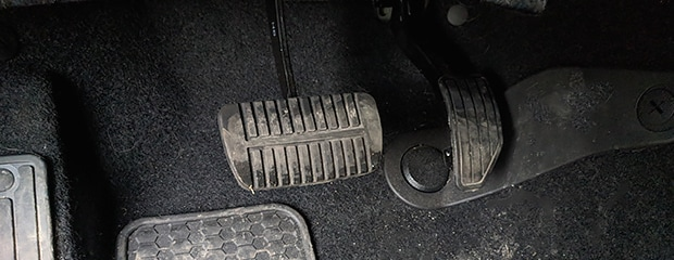 Signs Your Brake Pedal Needs to be Repaired | Jaguar Cerritos