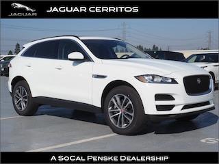 New 2019 Jaguar F-PACE Premium SUV KA366103 Cerritos, CA