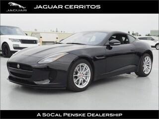 New 2020 Jaguar F-TYPE Coupe Coupe LCK63593D Cerritos, CA